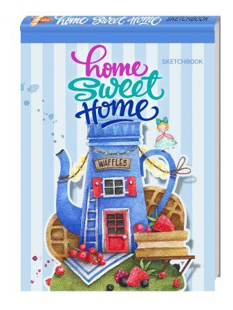 Блокнот. Home sweet home! Waffles (А5 альбомный формат)