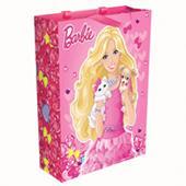 Пакет подарочный «Мои питомцы», 350х250х90,Barbie