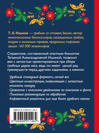 За грибами. Карманный атлас-определитель Ильина Т.А.