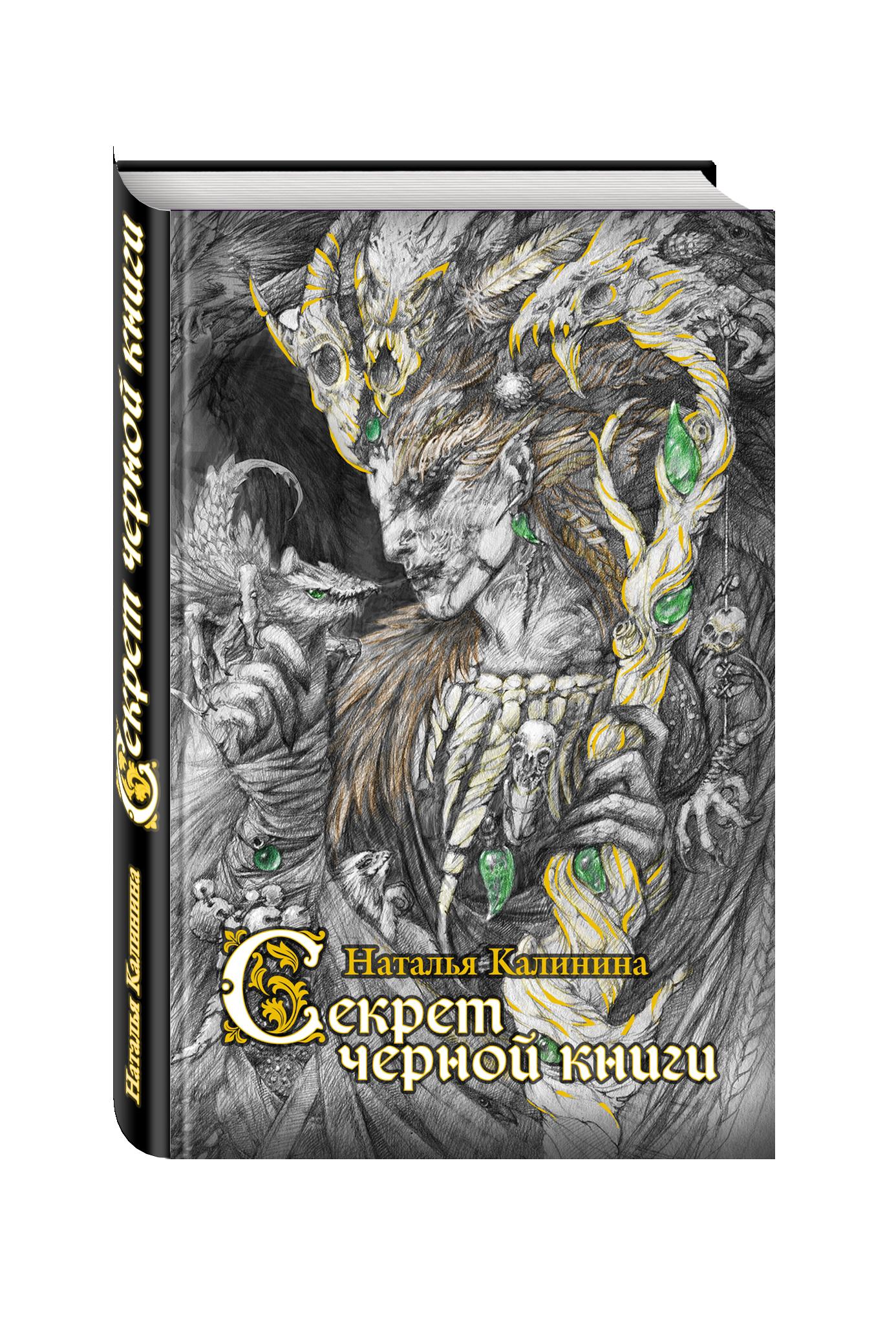 Калинина Н.Д. Секрет черной книги