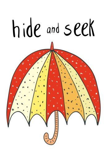 "Блокнот для записей ""Hide and Seek"" (А5)"