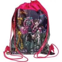 """Мешок для обуви """"Monster High"""", 1 отделение, размер 320*410мм."""