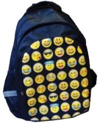 Рюкзак  Смайлы  44*29*15 см,полиэстер 600D, печать