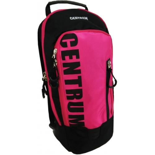Рюкзак велосипедный, цвет - розовый. Размер 45*20*10 см, 1 отделение, большой накладной карман, уплотненная спинка, мягкие регулируемые лямки, внутри