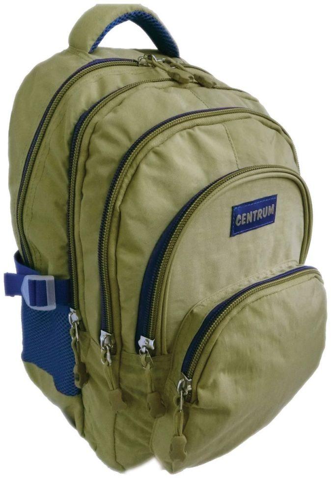 Рюкзак подростковый, цвет- серый. Размер 44*33*28 см, 3 отделения, 2 больших наружних кармана, боковые карманы из сетки, уплотненная спинка, мягкие ре