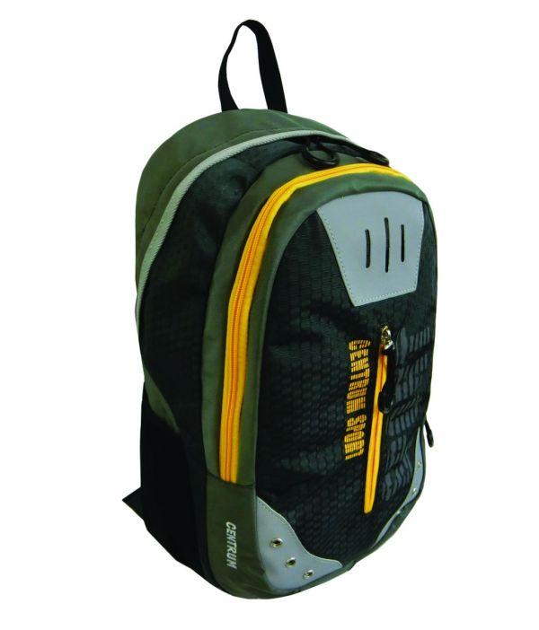 Рюкзак спортивный молодежный, цвет- черный. Размер 49*32*19 см, 2 отделения, уплотненная спинка, в наружном кармане органайзер для телефона и мелочей,