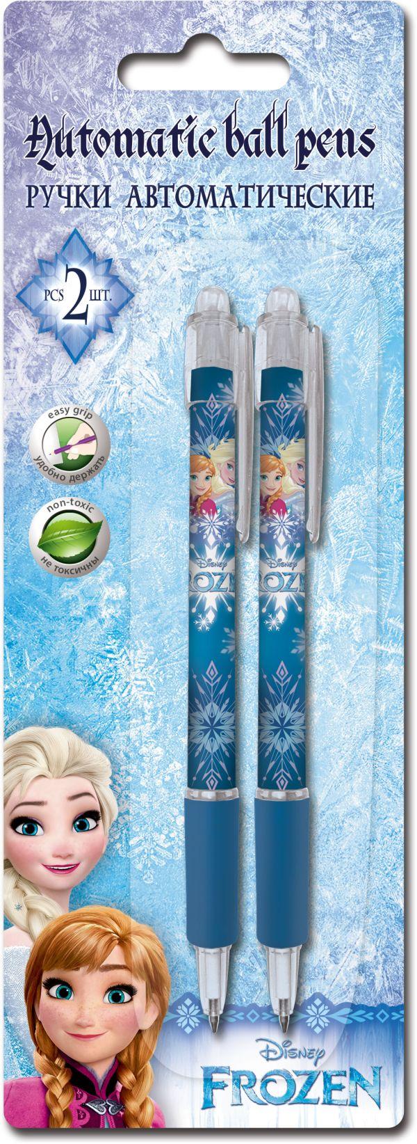 FZDB-US1-116-BL2 Автоматическая ручка. Набор 2 шт, в блистере.. Frozen