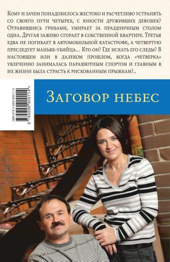 Заговор небес Литвинова А.В., Литвинов С.В.
