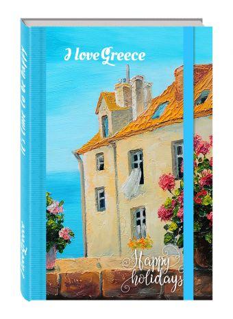 Блокнот. Остров Крит (на резинке)