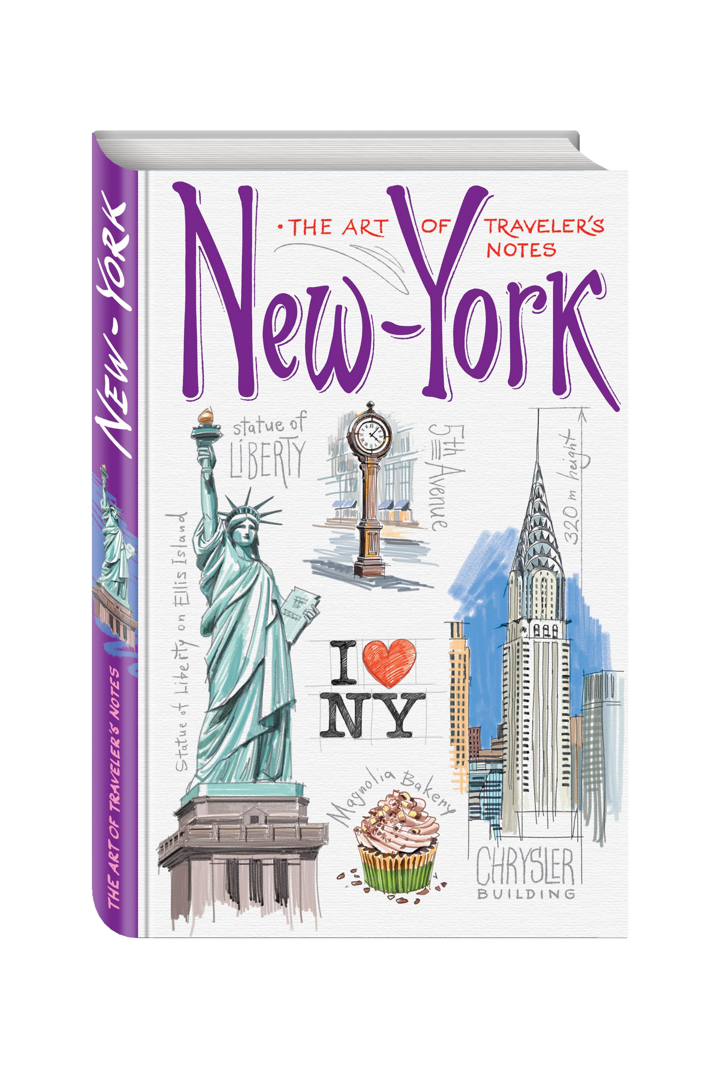 New York. The Art of traveler's Notes art of war