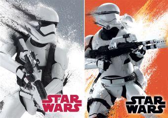 Записная книжка 48л скр А6 кл STW59/2-EAC твин УФ Star Wars