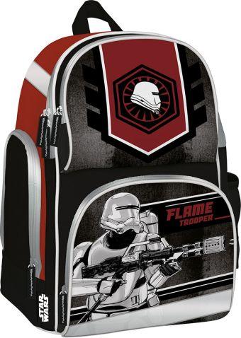 SWDB-MT1-122 Рюкзак. Профилактический с эргономической спинкой. Размер: 35 х 28 х 17,5 Упак: 4.Star Wars