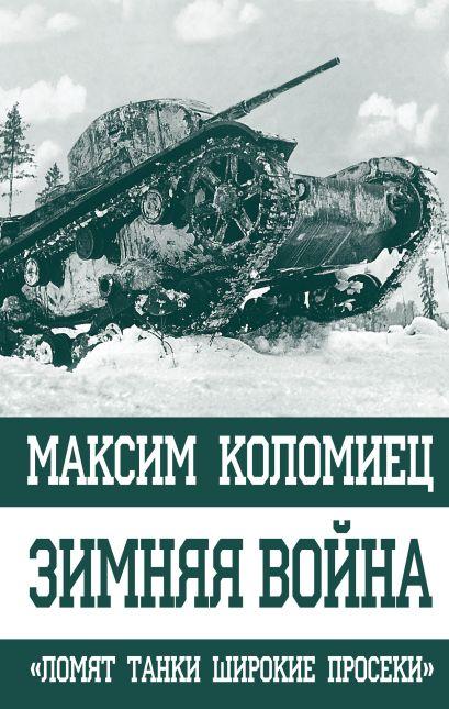 Зимняя война. «Ломят танки широкие просеки» - фото 1