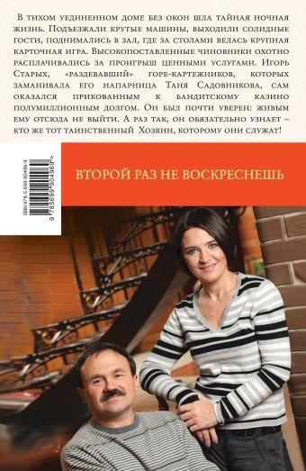 Второй раз не воскреснешь Анна и Сергей Литвиновы