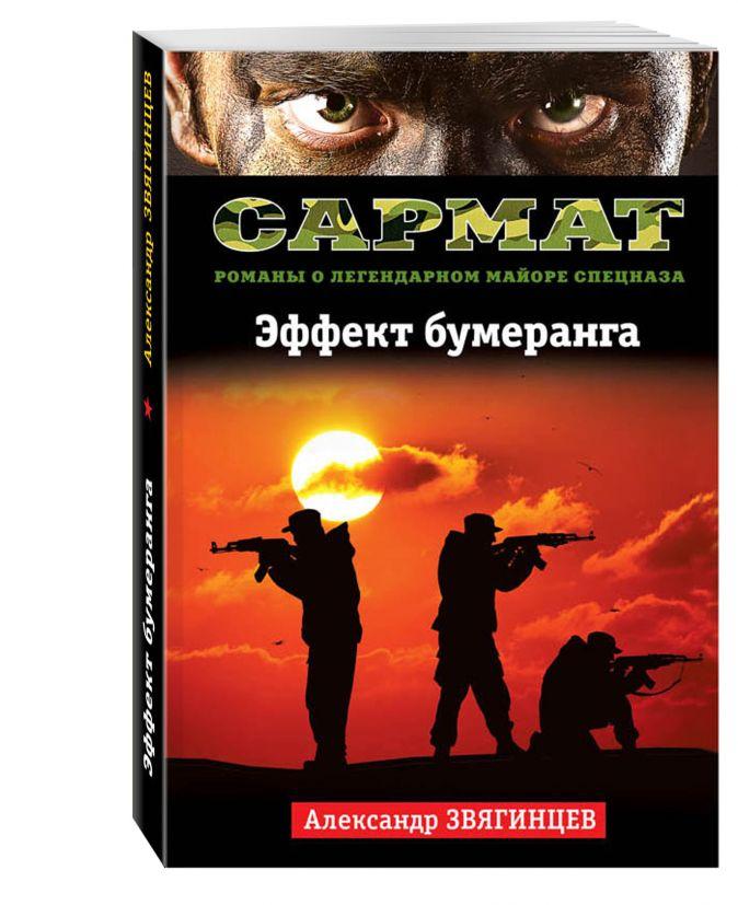 Александр Звягинцев - Эффект бумеранга обложка книги