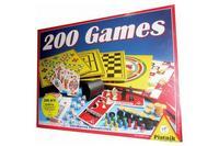 200 игр+шахматы Piatnik