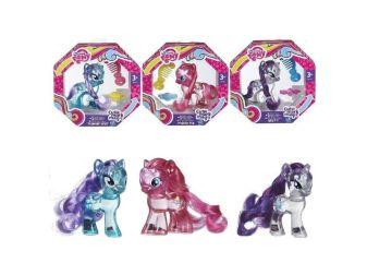 MY LITTLE PONY - My Little Pony Пони с блестками обложка книги