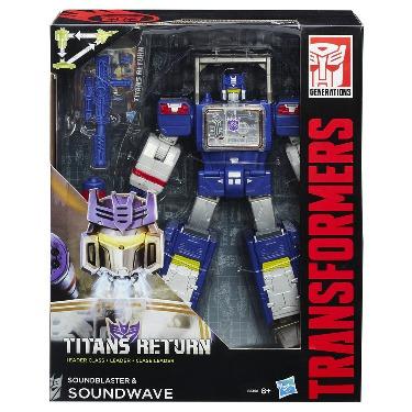 Transformers Дженерэйшнс: Войны Титанов Лидер (B7997) TRANSFORMERS