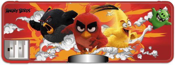 ABDB-US1-119281 Пенал (с точилками). Angry Birds Movie
