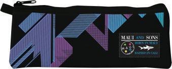 MUDB-UT1-046N Пенал. Неопреновый на молнии. Размер: 8 х 20,5 см. Упак: 12/24/144.Maui and Sons
