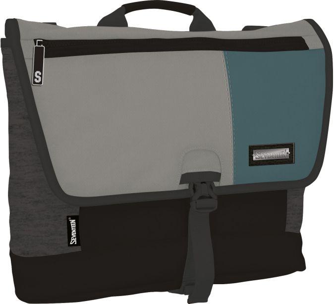 SVDB-RT4-1525 Сумка. Повседневная, с отделением для ноутбука. Размер: 37 х 39 х 12 см. Упак: 4//12.Seventeen