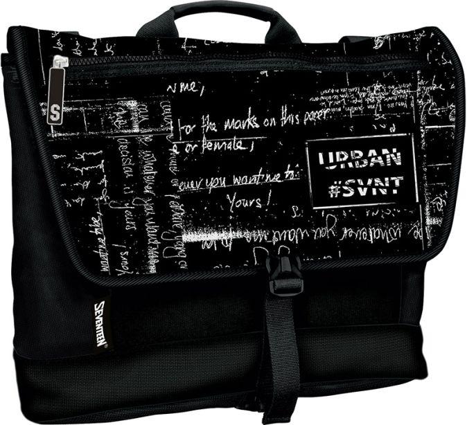 SVDB-RT5-1525 Сумка. Повседневная, с отделением для ноутбука. Размер: 37 х 39 х 12 см. Упак: 4//12.Seventeen