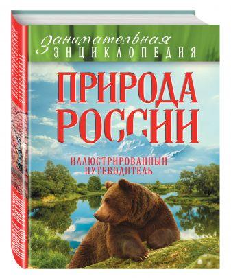 Роман Шевцов, Мария Куклис - Природа России: иллюстрированный путеводитель обложка книги