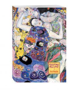 Густав Климт. ArtNote mini (фиолетовый)