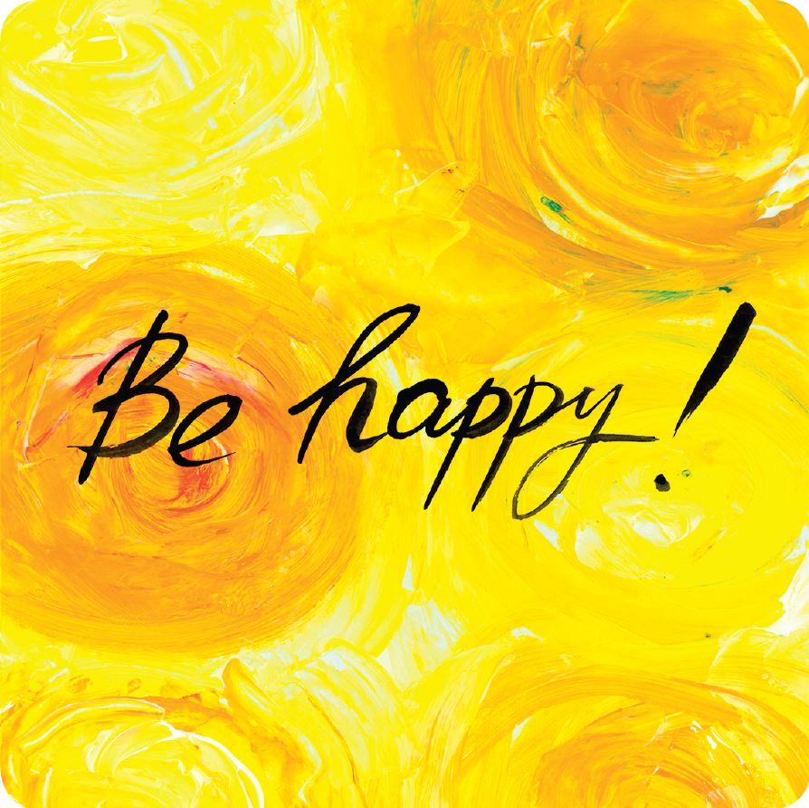 Be happy! делай ежедневник творческого человека новое оф