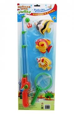 Рыбалка пластиковая