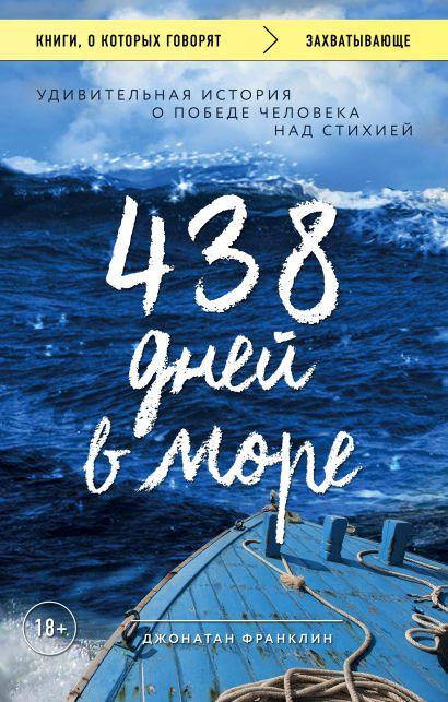 438 дней в море. Удивительная история о победе человека над стихией - фото 1