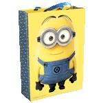 """Пакет подарочный, """"Minions"""", 350х250х90"""