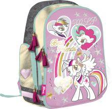 MPDB-RT2-855 Рюкзак. Профилактический с эргономической спинкой. Размер: 40 х 29 х 16 см. Упак: 4.My Little Pony