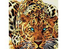 Картины со стразами. Леопард (040-RS-R)