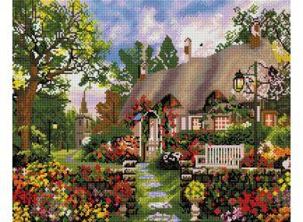 Мозаика на подрамнике. Любимый дом (344-ST-S)