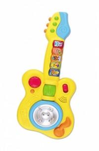 Музыкальная развивающая игрушка. ГИТАРА (Арт. И-6314)