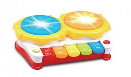 Музыкальная развивающая игрушка. УМНОЕ ПИАНИНО (Арт. И-6316)