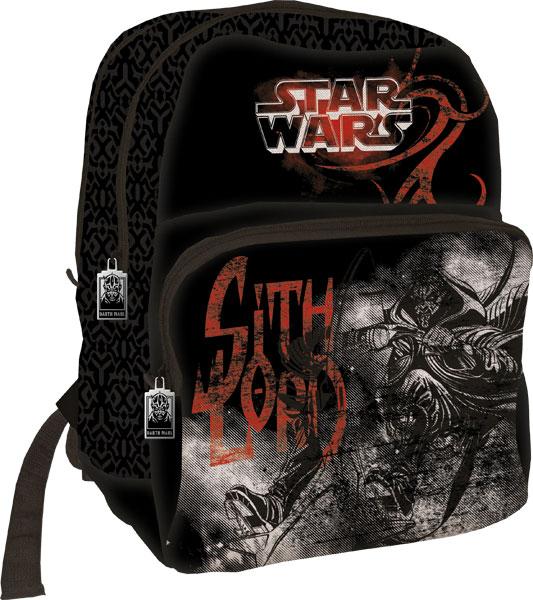 STWU-12T-9235 Рюкзак с двумя отделениями 38х28х16 см Star Wars