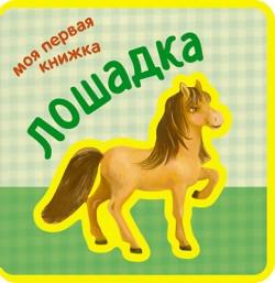 Моя первая книжка. Лошадка Вилюнова В. А., Магай Н. А.