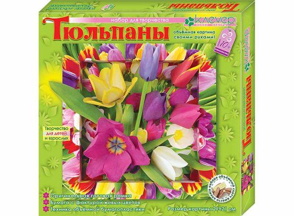 """Набор для изготовления картины """"Тюльпаны"""""""