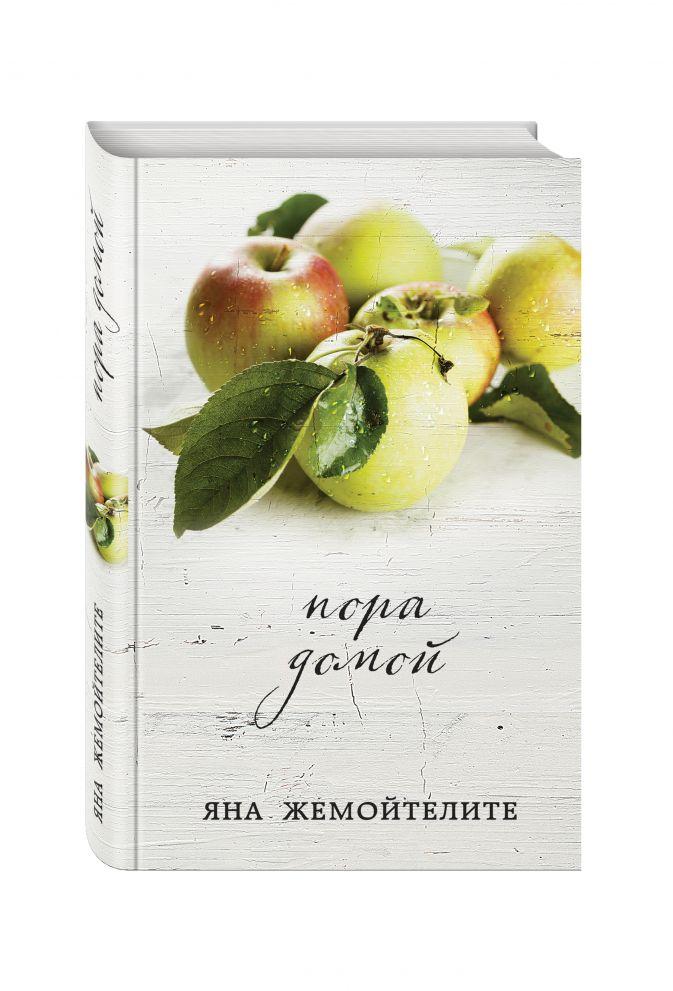 Яна Жемойтелите - Пора домой обложка книги
