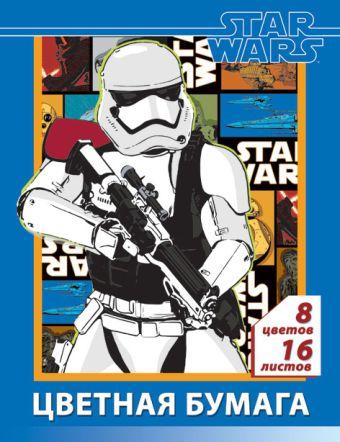 Бум цв д/дет тв 8цв 16л офс блок скр 200*260 STW60-EAC Star Wars