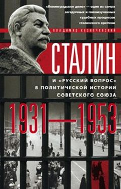 """Кузнечевский В.Д. - Сталин и """"русский вопрос"""" обложка книги"""