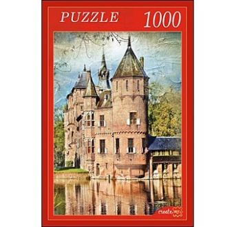 ПАЗЛЫ 1000 элементов. РК1000-7812 СРЕДНЕВЕКОВЫЙ ЗАМОК