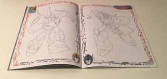 """Живая раскраска """"Трансформеры: Роботы под прикрытием"""""""