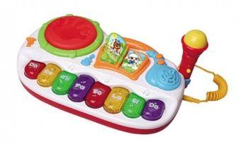 Музыкальная развивающая игрушка. ПИАНИНО (Арт. И-7409)