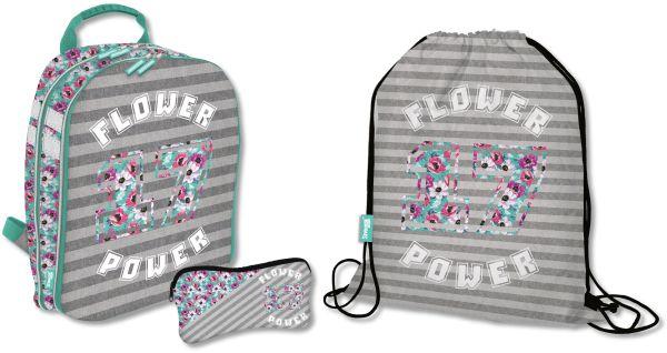 SKDB-UT2-755-SET31 Набор школьника. Состав: рюкзак эргономичный, пенал, сумка для обуви. Размер: 38 х 28 х 10 см. Упак: 4.Seventeen Kids