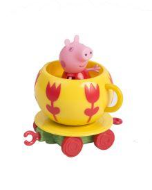 """Игр н-р """"Каталка Чашка"""" с фиг. т.м. Peppa Pig"""