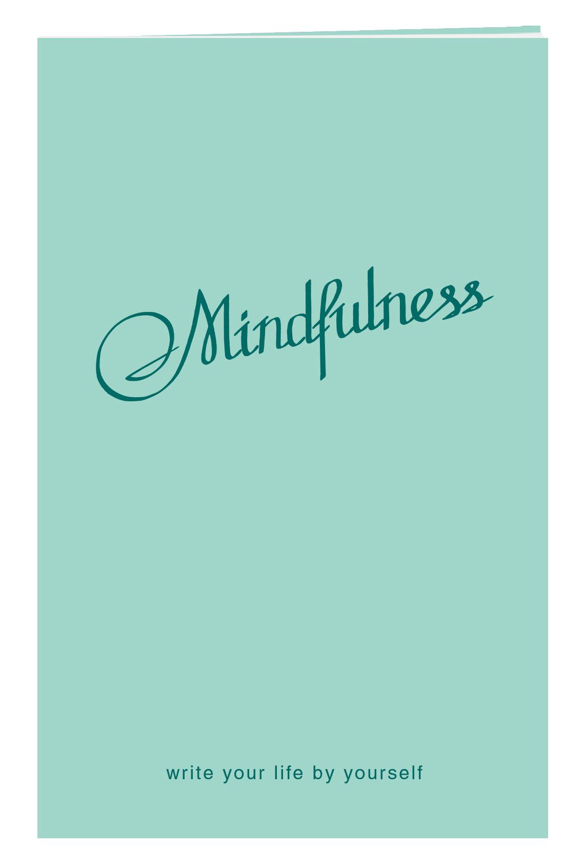 Блокнот в пластиковой обложке. Mindfulness (мята) (формат малый, 64 страницы) (Арте) блокнот в пластиковой обложке моне терраса в сент адресс формат а5 160 стр арте