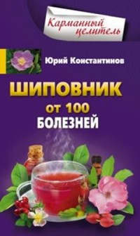 Шиповник. От 100 болезненй Константинов Ю.